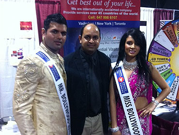Mr. and Ms. Bollywood Canada
