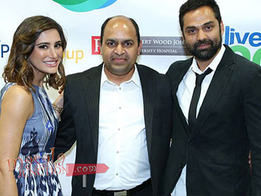 Abhay Deol and Nargis Fakhri