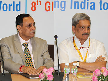 Mr. Vijay Rupani & Mr. Manohar Parrikar
